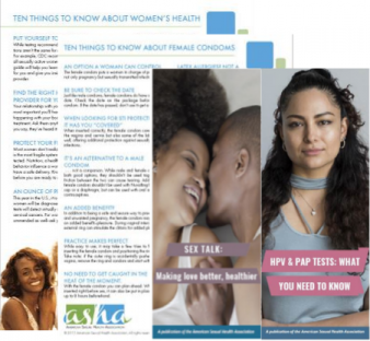 womens health pack image